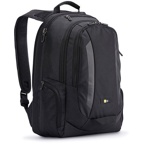 "Case Logic 15.6"" Laptop Backpack RBP315 - Black - oribags2 - 1"