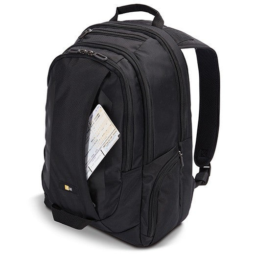 "Case Logic 15.6"" Laptop Backpack RBP315 - Black - oribags2 - 7"