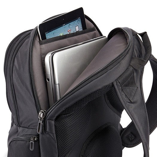 "Case Logic 15.6"" Laptop Backpack RBP315 - Black - oribags2 - 9"