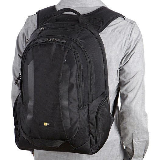 "Case Logic 15.6"" Laptop Backpack RBP315 - Black - oribags2 - 10"