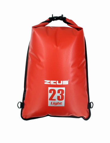 Zeus Dry Bag Flat 23L - Red - oribags2