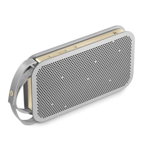 Bang & Olufsen B&O Beoplay A2 Bluetooth Speaker - Champagne Grey - oribags2 - 1