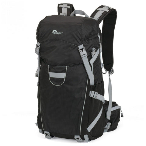 Lowepro  Photo Sport 200 AW  - Black/Light Grey - oribags2 - 1