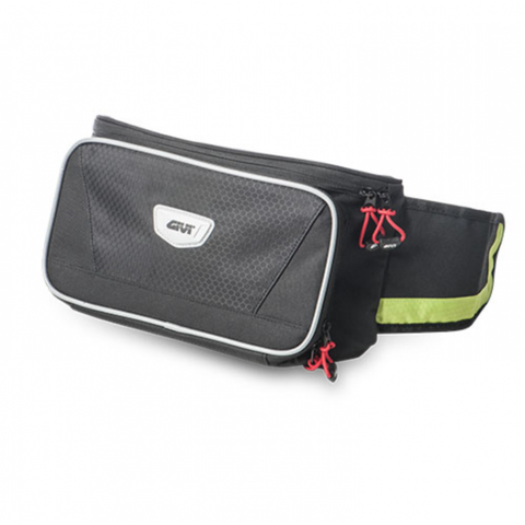 Givi Rider Tech Waist Bag 4L (RMB02) - Black