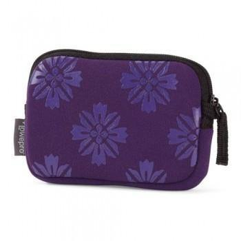 Lowepro Melbourne 10 Pouch - Purple Flower - oribags2 - 1