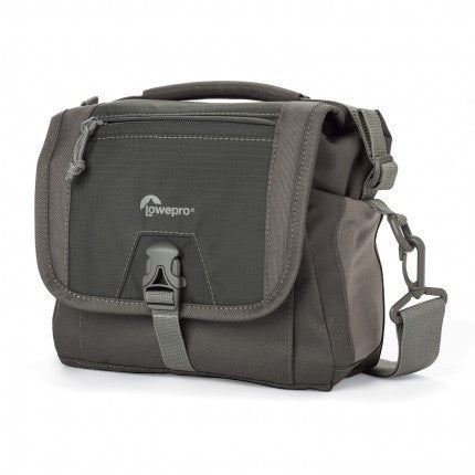 Lowepro Nova Sport 7L AW Shoulder Bag - Slate Grey - oribags2 - 1