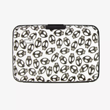 Ogon Stockholm Card Case RFID Safe - Skulls