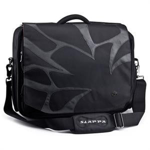 "Slappa Kiken 18"" Laptop Shoulder Bag Flap Only - Midnight Blast - oribags2"