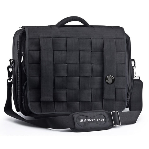 "Slappa Kiken 16"" Laptop Shoulder Bag Flap Only - Jedi Mind Trix (Not Including Body)"