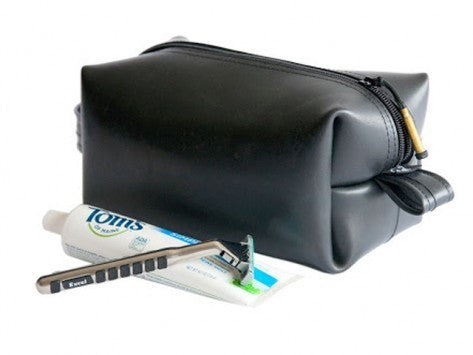 Alchemy Goods Elliot Mini Toiletry Bag - Black - Oribags Sdn Bhd