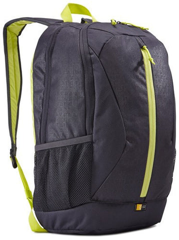 Case Logic Ibira Backpack IBIR115 - Anthracite - oribags2