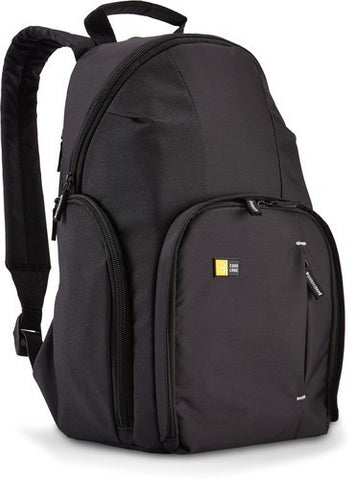 Case Logic DSLR Compact Backpack TBC411 - Black - oribags2 - 1