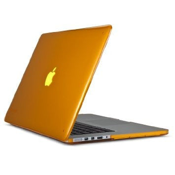 "Speck SeeThru Satin Case for MacBook Pro 15"" (Retina Display) - Butternut Squash - oribags2"