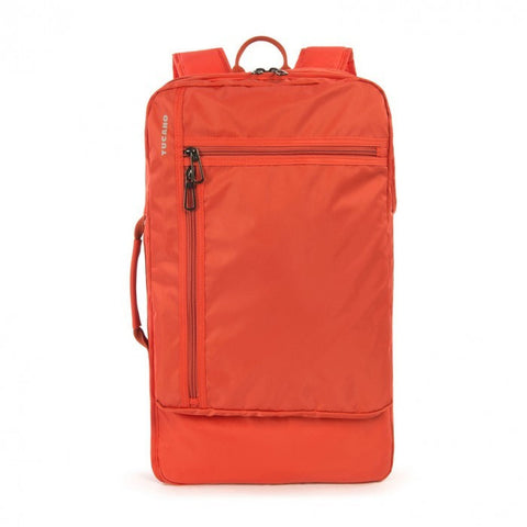 "Tucano Abile 15"" Laptop Backpack - Orange - oribags2 - 1"