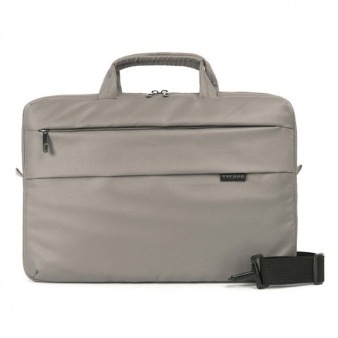 "Tucano BIS Slim Bag for Notebook 15.6"" and Ultrabook 15.6"" - Grey - oribags2 - 1"