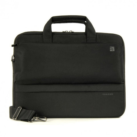 "Tucano DRITTA X Slim Bag for Macbook Pro 17"" and Notebook 15.6"" - Black - oribags2 - 1"