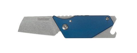 Kershaw 4036 Pub Folding Pocket Knife - Blue