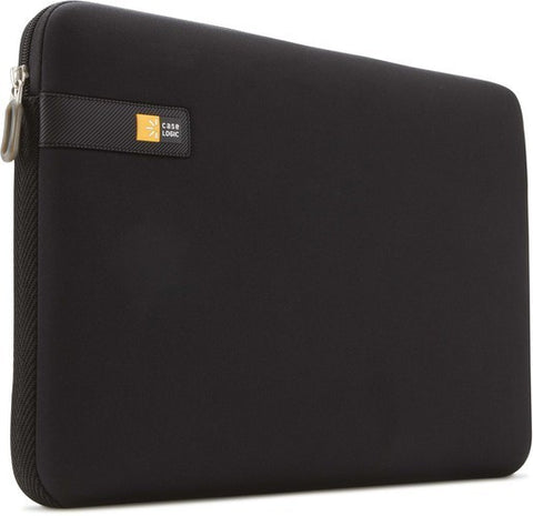 "Case Logic 12"" Laptop Sleeve LAPS112 - Black - oribags2 - 1"