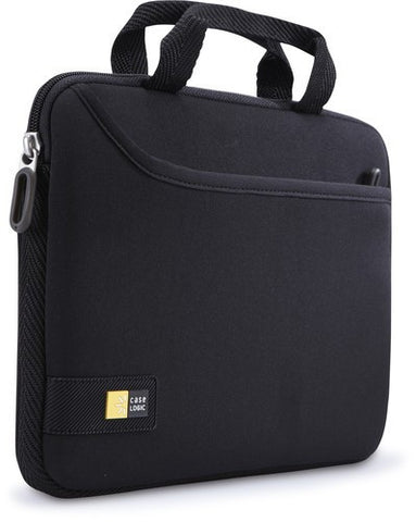 "Case Logic iPad / 10"" Tablet Attached with Pocket TNEO110 - Black - oribags2 - 1"