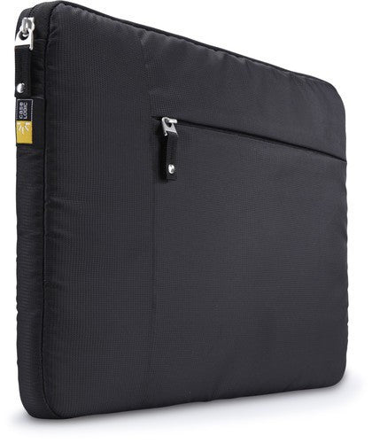 "Case Logic 15.6"" Laptop Sleeve TS115 - Black - oribags2 - 1"