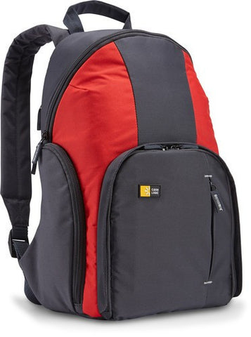 Case Logic DSLR Compact Backpack TBC411 - Anthracite - oribags2
