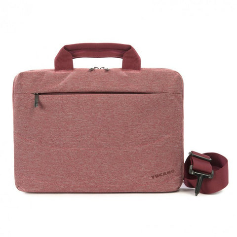 "Tucano LINEA Slim Bag for Ultrabook 13"" and Notebook 13"" - Red - oribags2 - 1"