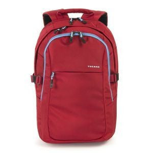 "Tucano Livello 15.6"" Notebook / Ultrabook Laptop Backpack - Red - oribags2 - 1"