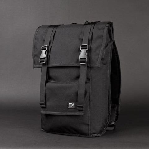 MISSION WORKSHOP FITZROY 40L RUCKSACK - BLACK - oribags2 - 1