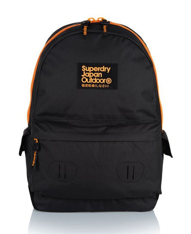 Superdry True Montana Backpack - Black - oribags2 - 1