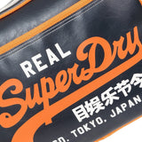 Superdry Mash Up Alumni Messenger Bag - Orange - oribags2 - 2