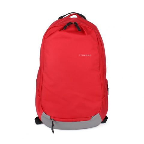 Tucano Cratere Reflective Running Backpack - Red - oribags2 - 1