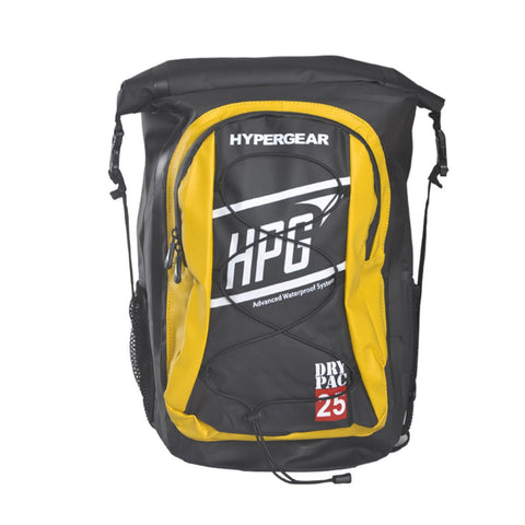 Hypergear Backpack Dry Pac ID 25 - Yellow - oribags2
