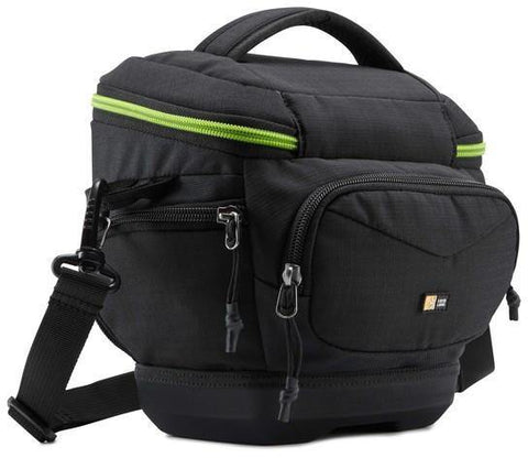 Case Logic Kontrast Compact System/Hybrid Camera Shoulder Bag KDM101 - Black - oribags2 - 1