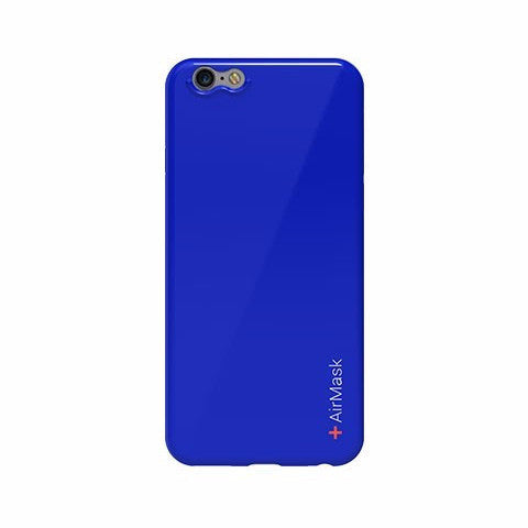 AirMask Case for iPhone 6 - Sapphire - Oribags Sdn Bhd