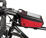 Timbuk2 Goody Bento Box Bicycle Handlebar Pouch - Red - oribags2 - 1