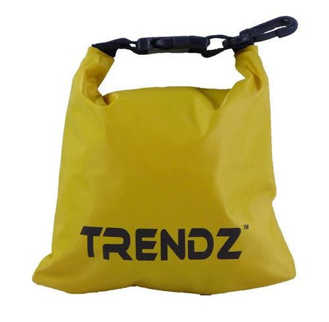 Trendz Dry Pouch - Yellow - oribags2