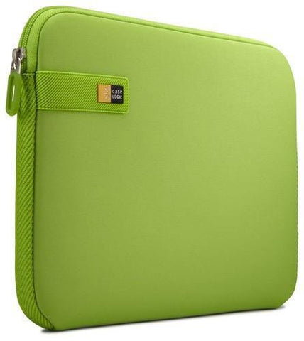 "Case Logic 10-11.6"" Chromebooks/Ultrabooks Sleeve LAPS111 - Lime Green - oribags2 - 1"