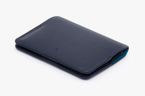 Bellroy Card Holder - Blue Steel