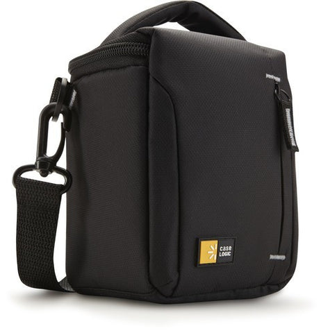 Case Logic Compact System/Hybrid Camera Case TBC404 - Black - oribags2