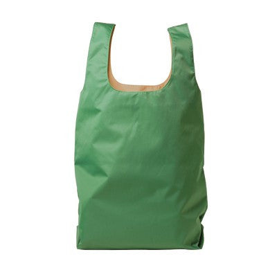Hellolulu 2-in-1 Shopping Bag - Green - oribags2 - 1