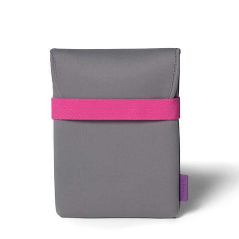 Hellolulu Eli Neoprene iPad Case - Grey - oribags2 - 1