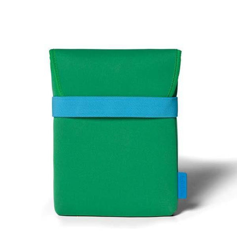 Hellolulu Eli Neoprene iPad Case - Green - oribags2 - 1