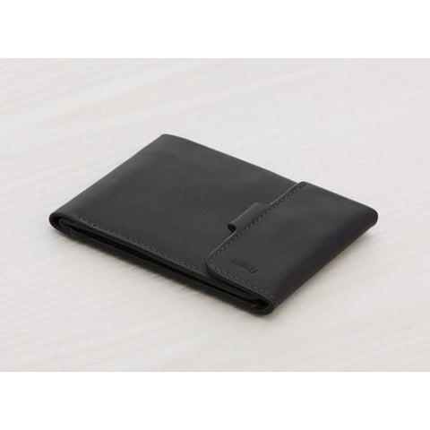 Bellroy Coin Fold Wallet Hi - Black - oribags2 - 1