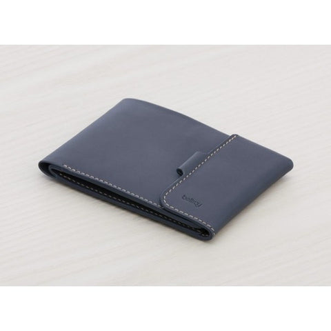 Bellroy Coin Fold Wallet - Blue Steel - Oribags Sdn Bhd