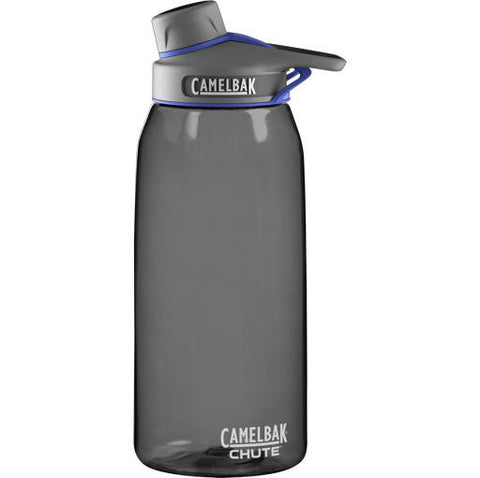 CamelBak Chute 1L Water Bottle - Charcoal - Oribags Sdn Bhd