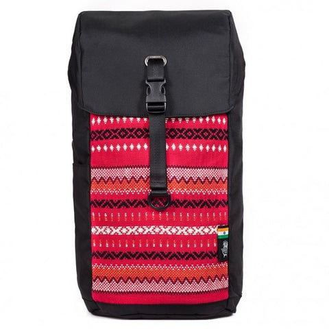 Ethnotek Setia Pack Backpack - India 11 - oribags2 - 1