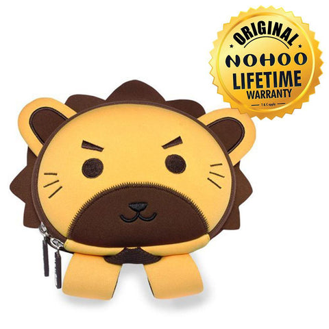 Nohoo Kids Backpack Little Lion Design - Yellow