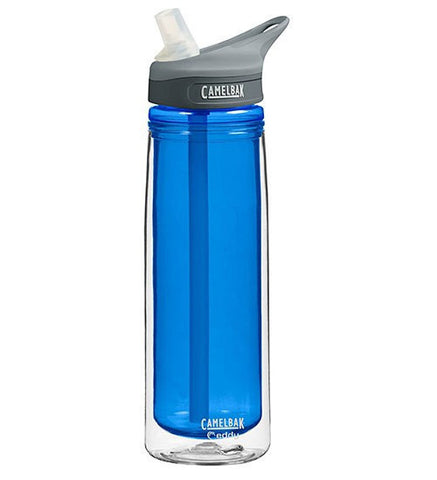 CamelBak Eddy Insulated 0.6L Water Bottle - Cobalt - Oribags Sdn Bhd