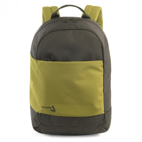 "Tucano SVAGO Backpack for Notebook And Ultrabook 15.6"" - Green - oribags2 - 1"