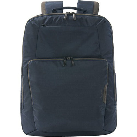 "Tucano Work Out Backpack for Macbook Pro 17"" / Notebook 16"" - Blue - oribags2 - 1"